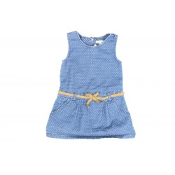 ROBE - TRICKY TRACS - JEANS - 18 MOIS