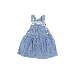 ROBE - BUISSONNIERE - JEANS - 2 ANS