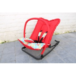 RELAX - SAFETY FIRST - ROUGE - NAISSANCE