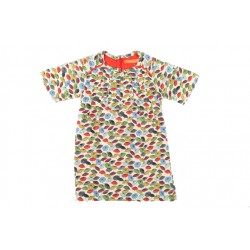 ROBE - FILOU AND FRIENDS - MULTICOLOR - 3 ANS