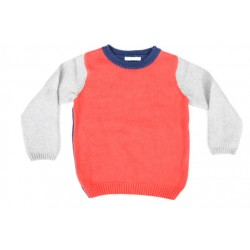 PULL - COS - ROUGE - 3-4 ANS