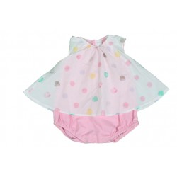 COMBISHORT - ABSORBA - ROSE - 1MOIS