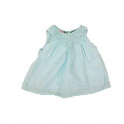 TOP - GOCCO - TURQUOISE - 3-6 MOIS