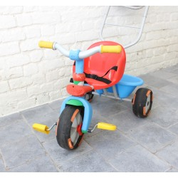 TRICYCLE - SMOBY - ROUGE - 18 MOIS ET PLUS